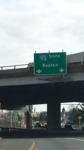 Leaving Boston