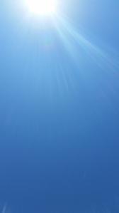 A Carolina Blue Sky